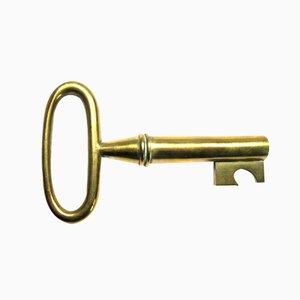 Solid Brass Corkscrew by Carl Auböck, 1950s