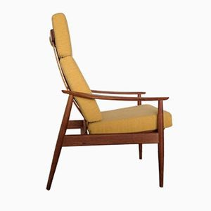 Modell 164 Lounge Stuhl von Arne Vodder für France & Søn, 1960er