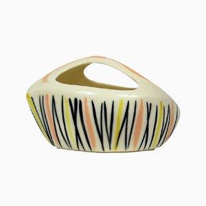 Vintage Pajamas Ceramic Bowl by Jarmila Formankova for Ditmar Urbach