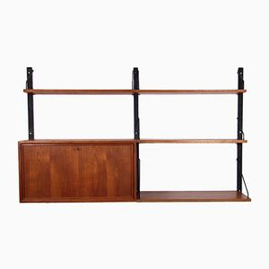 Danish Mid-Century Royal System in by Poul Cadovius for Cado