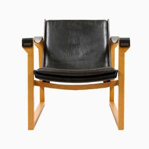 Dänischer Lounge Stuhl von Ebbe und Karen Clemmensen für Fritz Hasen, 1960er