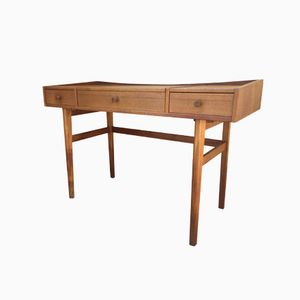 Danish Teak Dressing Table from Ølholm Møbelfabrik, 1960s