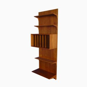 Danish Teak Shelving System by Poul Cadovius for Cado Royal, 1960s