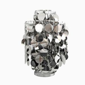 Danish FUN 2TA Table Lamp by Verner Panton for Verpan
