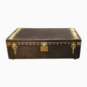 Black Trunk from Louis Vuitton, 1920s