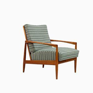 fauteuil troika par kai kristiansen pour ikea danemark 1950s en vente sur pamono. Black Bedroom Furniture Sets. Home Design Ideas