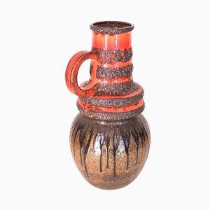 Grand Vase Vienna Lava par A. Silk pour Scheurich