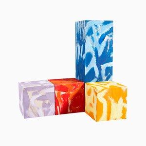 Cubicles di Naomi Clark per Fort Makers