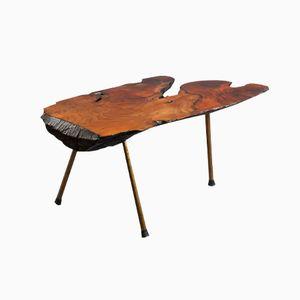 Baumstamm Tisch von Carl Auböck, 1950