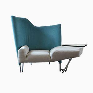 Torso Lounge Stuhl von Paolo Deganello für Cassina, 1980er