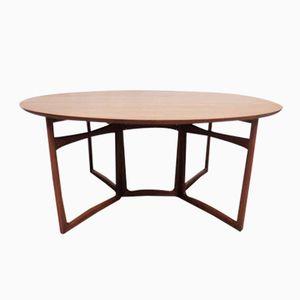 Mid-Century Dining Table by Peter Hvidt & Orla Molgaard-Nielsen for France & Daverkosen
