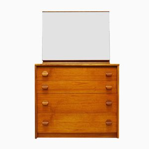 Mid-Century Teak Dressing Table from Stag, 1960s