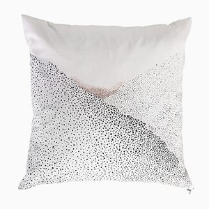 Waiting For The Sun Cushion by Alix Waline & Sabatina Leccia for Chiara Colombini Editions
