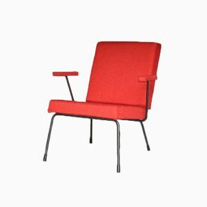 Niederländischer 415/1401 Sessel von Wim Rietveld für Gispen, 1950er
