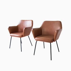 Vintage Airone Stuhl von Gio Ponti für Arflex