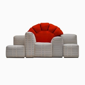 New York Sunrise Sofa von Gaetano Pesce für Cassina, 1979