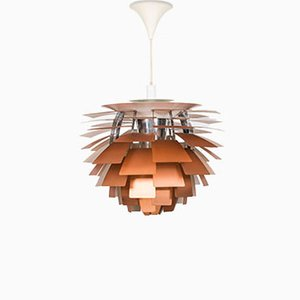 Danish Artichoke Ceiling Lamp by Poul Henningsen for Louis Poulsen, 1957