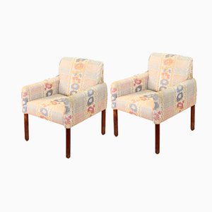 Mod. 896 Sessel von Vico Magistretti für Cassina, 2er Set
