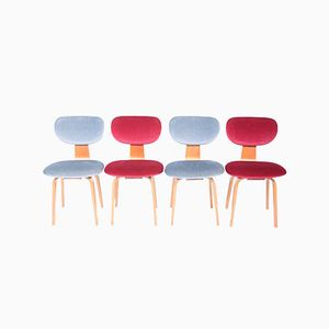 SB03 Chairs by Cees Braakman for Pastoe, Set of 4