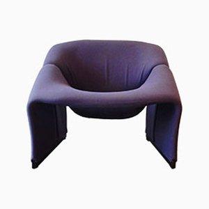 Niederländischer Modell 580 Lounge Stuhl von Pierre Paulin für Artifort, 1960er