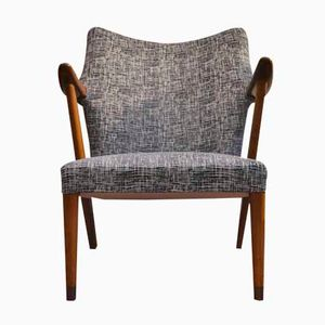 Danish Armchair by Ingmar Relling, 1940s