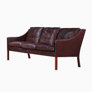 Dänisches 2209 Drei-Sitzer Sofa von Børge Mogensen für Fredericia Stolefabrik, 1960er