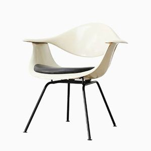 German DAF H-Base Low Chair by George Nelson for Herman Miller, 1958