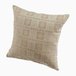 Cuscino decorativo Katsina color cammello di Nzuri Textiles