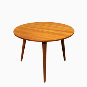 Vintage Model AT 8 Coffee Table by Hans J. Wegner for Andreas Tuck