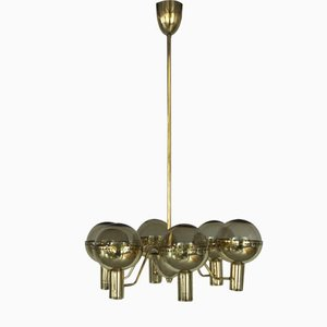 Swedish Patricia Chandelier from Hans Agne Jakobsson, 1950s