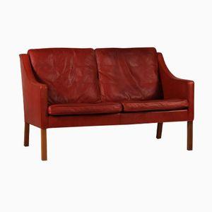 Sofa 2208 von Børge Mogensen für Fredericia Furniture, 1970er