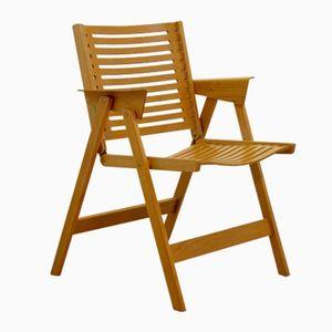 Slovenian Rex Beech Chair by Niko Kralj for Stol, 1970s