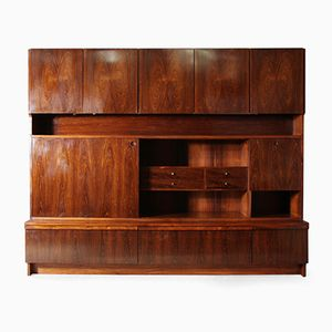 Rosewood Wall Unit by Robert Heritage for Archie Shine, 1957