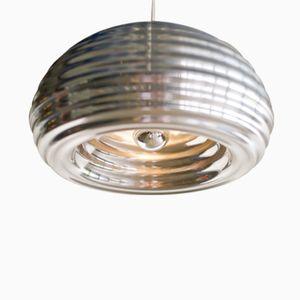 Italian Splugen Brau Pendant Lamps by Achille Castiglioni for Flos, 1963, Set of 2