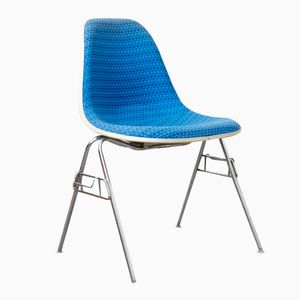 Mid-Century Side Chair by Charles Eames & Alexander Girard for Herman Miller