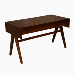 Student Desk by Pierre Jeanneret, 1960
