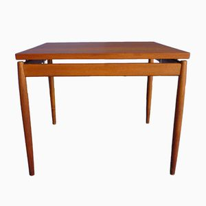 Danish Teak Dining Table by Finn Juhl for France & Son, 1960s