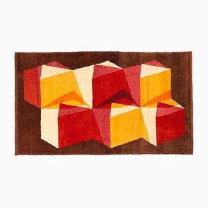 Fold Teppich von Michael Schoner