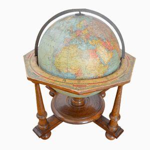 Terrestrial Globe from Dietrich Reimers, 1927