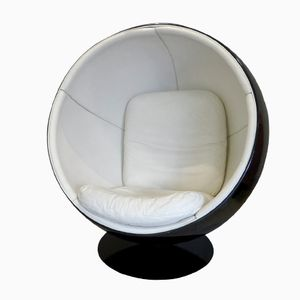 Black Ball Chair by Eero Aarnio for Adelta