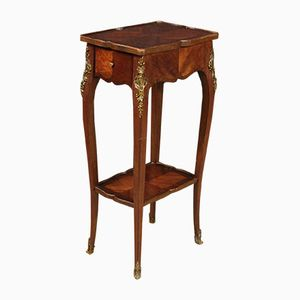 French Rosewood and Palisander Low Table