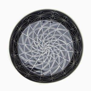 Sawblade Platter by Dana Bechert