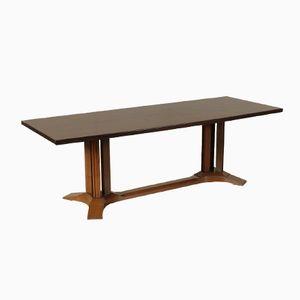 Italian Rosewood Table, 1960s