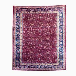 Antiker Indischer Teppich, 1920er