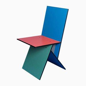 Schwedischer Vilbert Stuhl von Verner Panton für Ikea, 1993