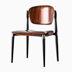 S83 Stuhl von Eugenio Gerli für Tecno, 1962