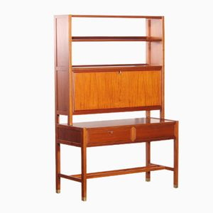 shop unique secretaires online at pamono. Black Bedroom Furniture Sets. Home Design Ideas