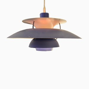 PH5 Pendant by Poul Henningsen for Louis Poulsen, 1970s