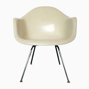 DAX Glasfaser Stuhl von Charles & Ray Eames für Vitra, 1970er