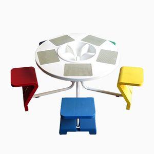 designer werktische werkb nke online kaufen bei pamono. Black Bedroom Furniture Sets. Home Design Ideas